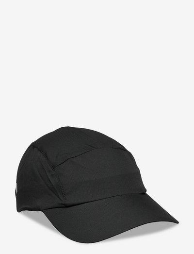 CORE RUNNING CAP - czapki - black