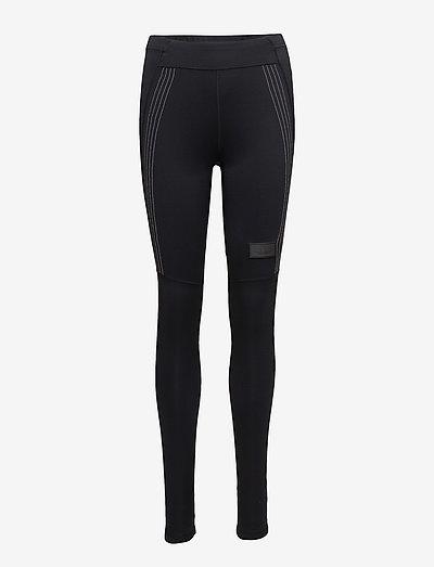 BLACK WING WIPER TIGHTS - running & training tights - black