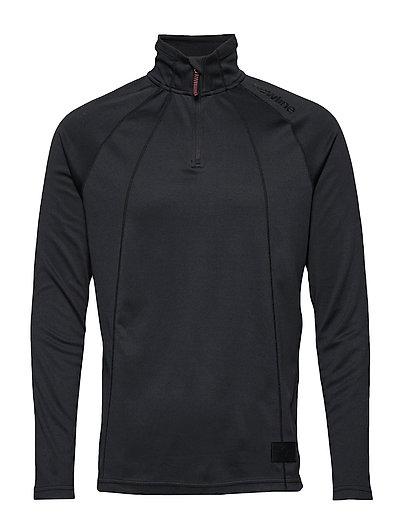 BLACK Jumpmaster Warm Shirt - BLACK