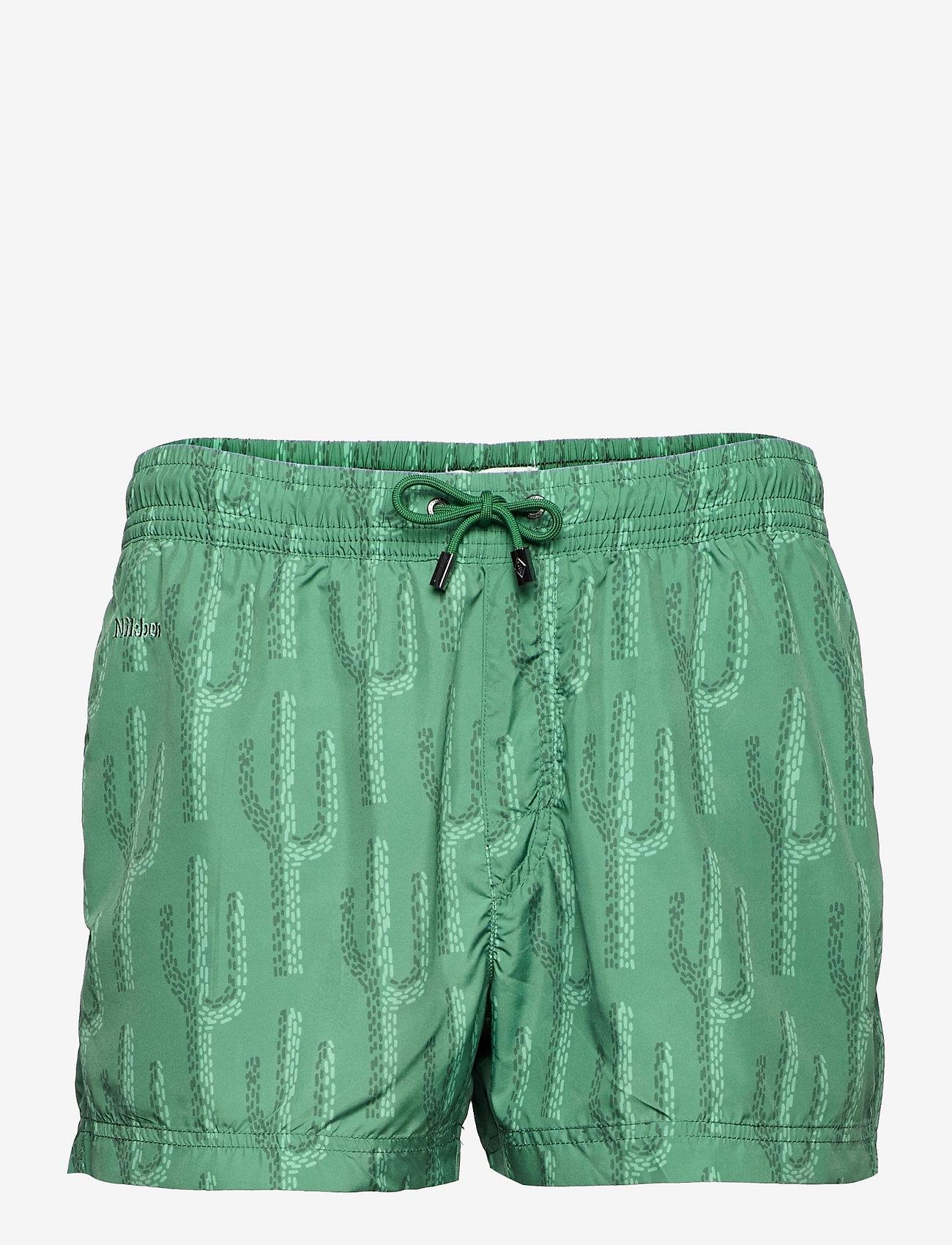 Nikben - Cactus - shorts de bain - green - 0