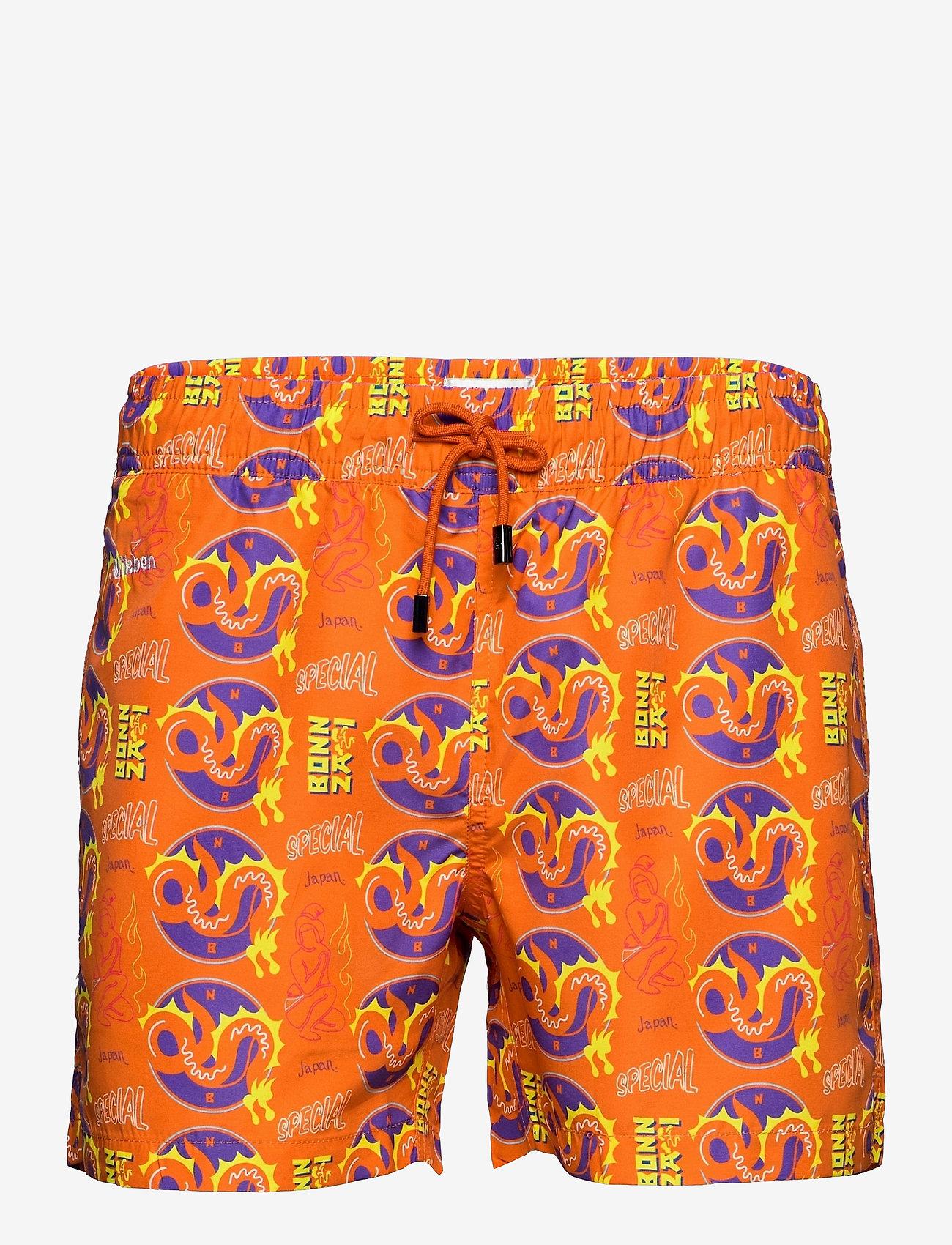 Nikben - Special Special - shorts de bain - orange - 0