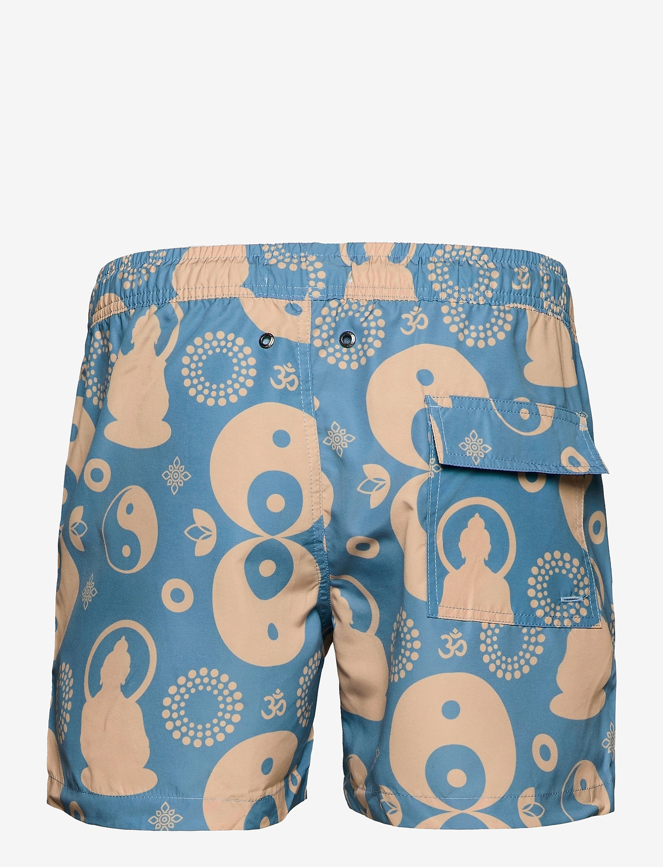 Nikben - Ubud - shorts de bain - blue - 1