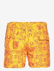 Nikben - NB Chief - shorts de bain - yellow - 1