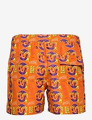 Nikben - Special Special - shorts de bain - orange - 1