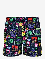 Nikben - Tokyo Paradise - shorts de bain - night bue - 0