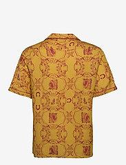 Nikben - NB Chief Shirt - chemises de lin - mustard - 1