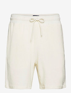 Terry Shorts Cannoli Cream - casual shorts - cannoli cream