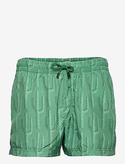 Cactus - shorts de bain - green