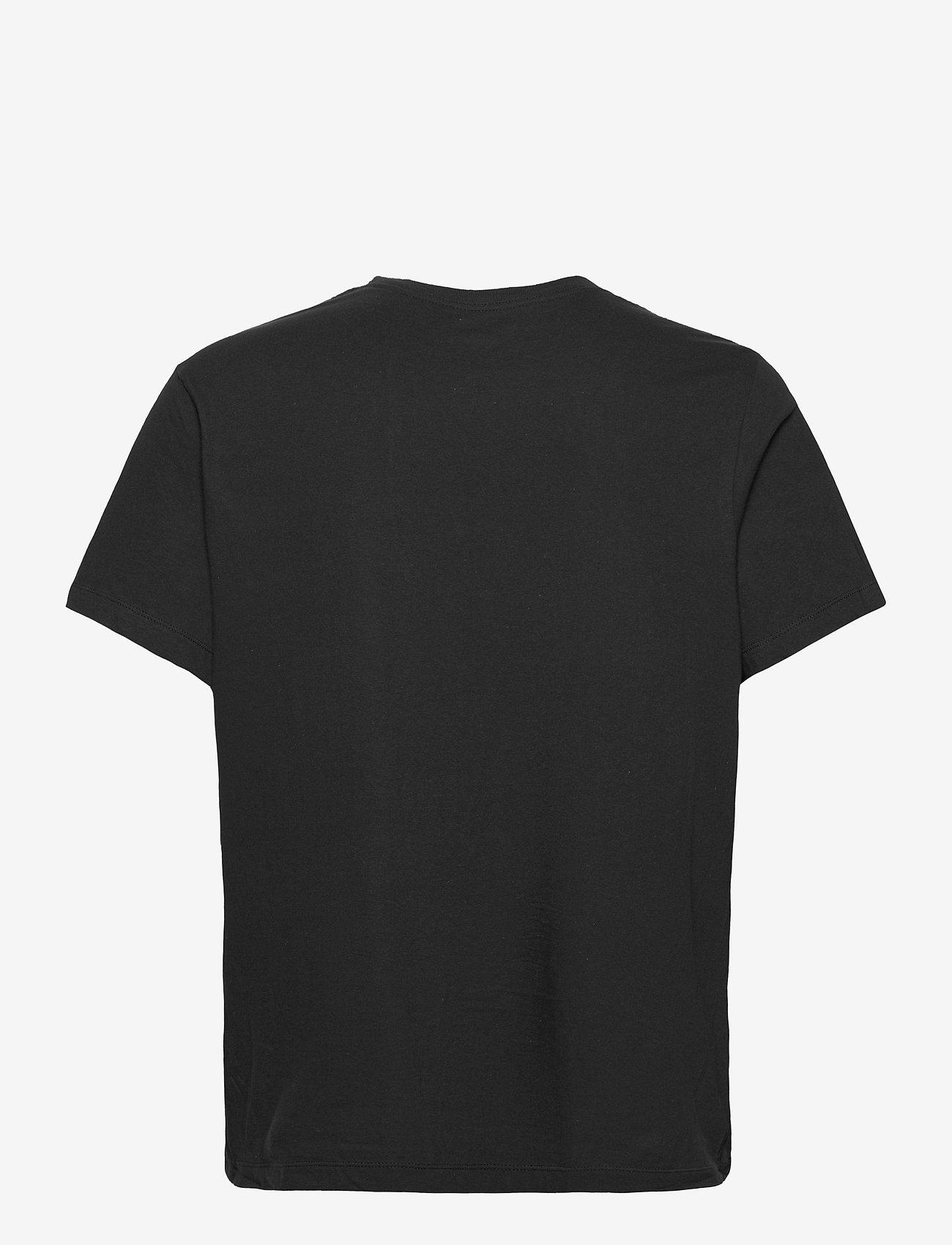 NIKE Fan Gear Chicago White Sox Nike Wordmark T-Shirt - T-skjorter BLACK - Menn Klær
