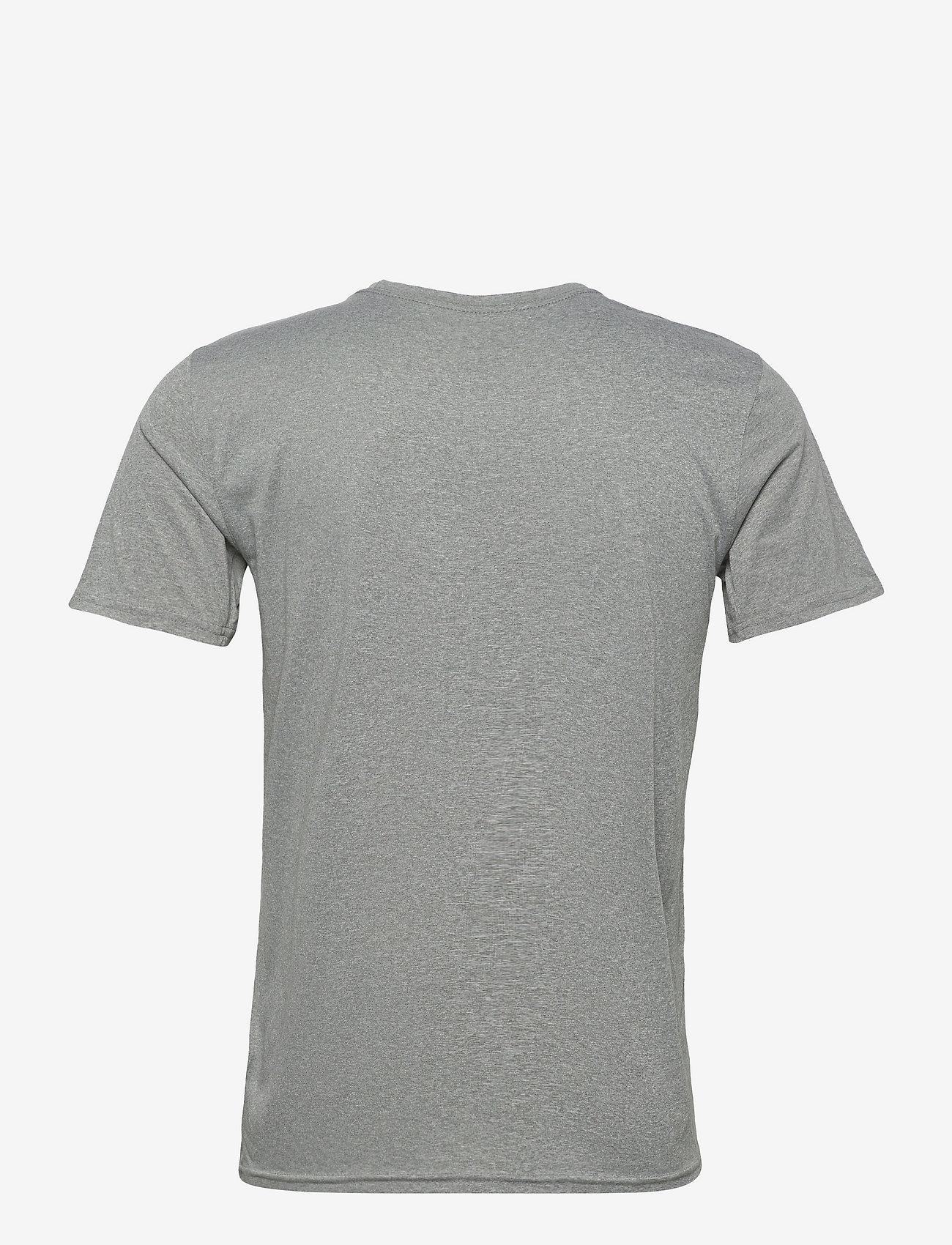 NIKE Fan Gear Boston Red Sox Nike Tryptich Logo Legend T-Shirt - T-skjorter DARK GREY HEATHER - Menn Klær