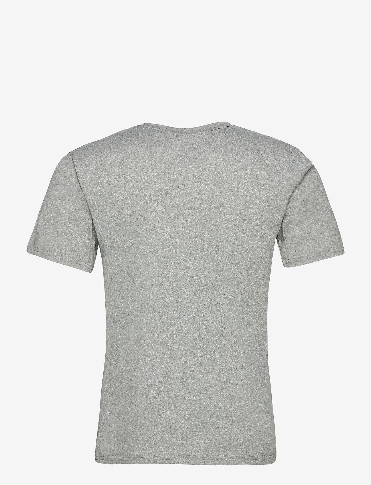 NIKE Fan Gear Detroit Tigers Nike Team Just Do It Legend T-Shirt - T-skjorter DARK GREY HEATHER - Menn Klær