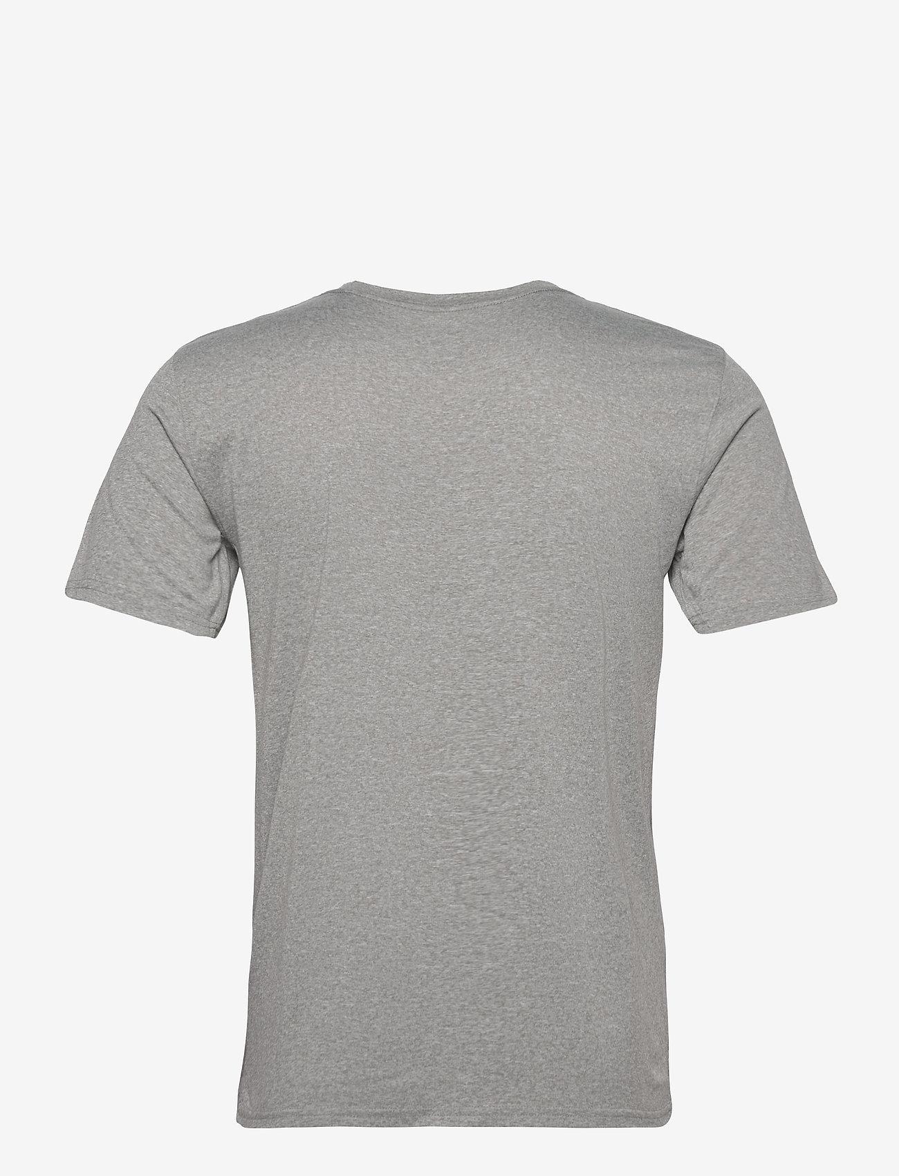 NIKE Fan Gear New York Mets Nike Team Just Do It Legend T-Shirt - T-skjorter DARK GREY HEATHER - Menn Klær