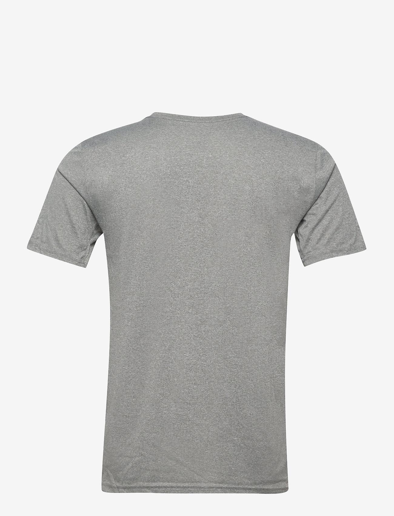 NIKE Fan Gear Pittsburgh Pirates Nike Team Just Do It Legend T-Shirt - T-skjorter DARK GREY HEATHER - Menn Klær