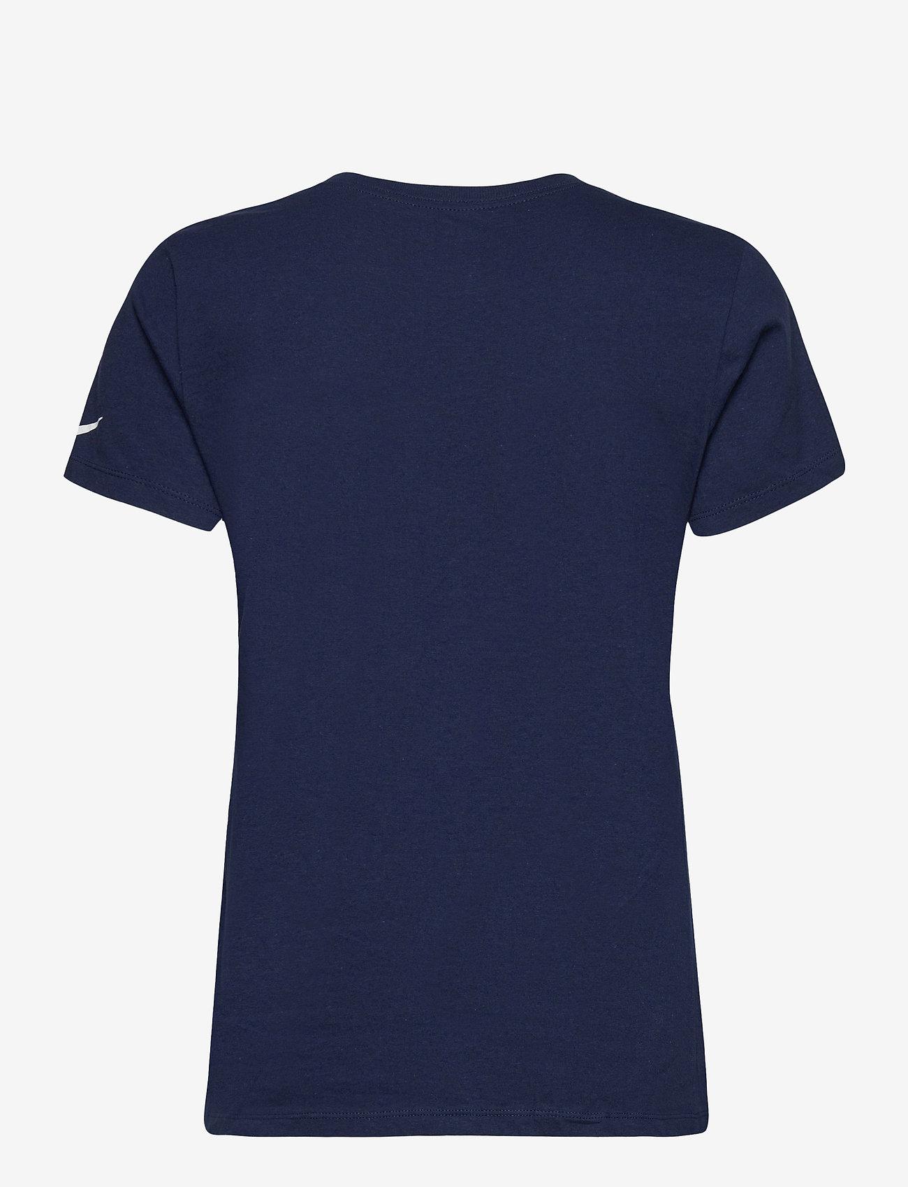 NIKE Fan Gear - Denver Broncos Nike Logo T-Shirt - t-shirts - college navy - 1