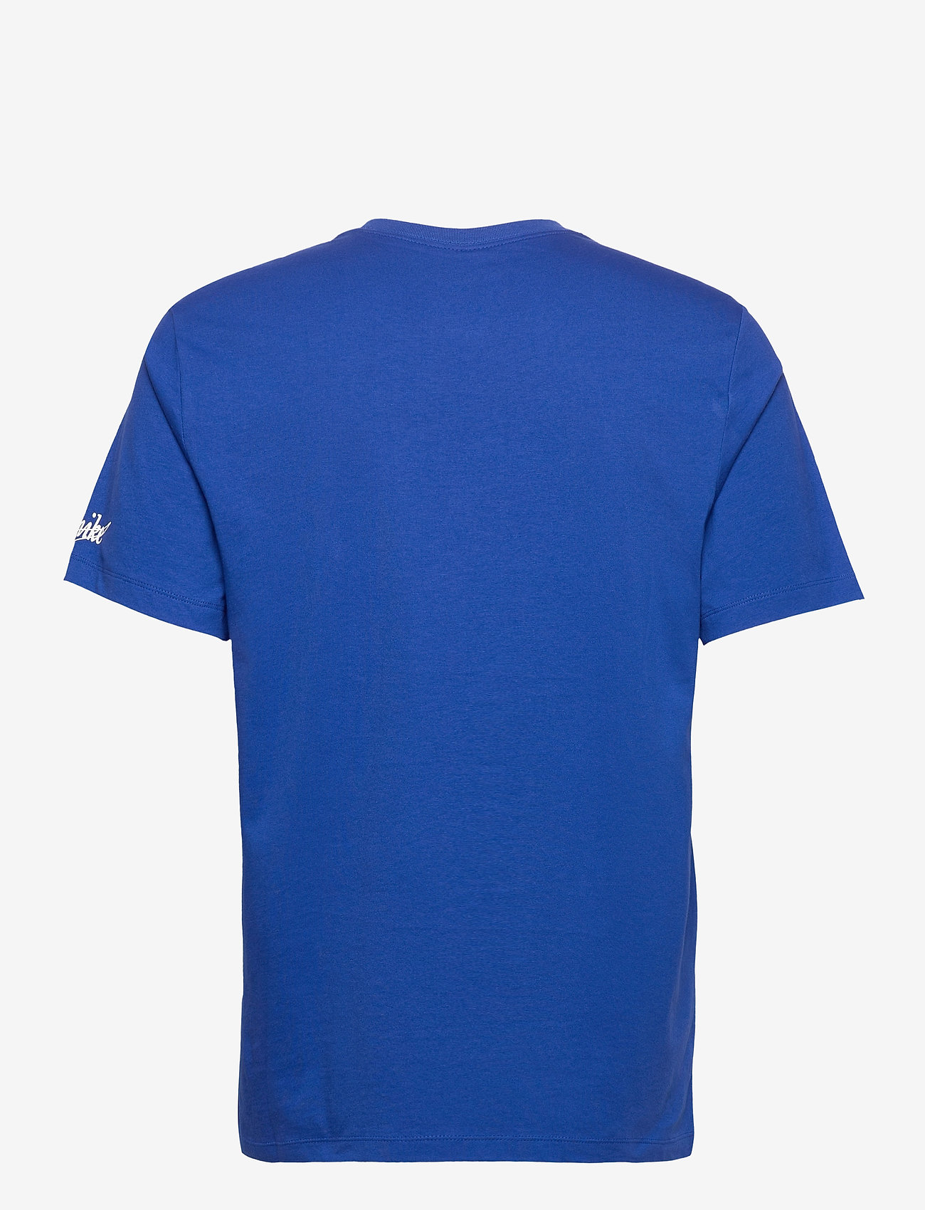NIKE Fan Gear New England Patriots Nike Historic Tri-Blend T-Shirt - T-skjorter OLD ROYAL - Menn Klær