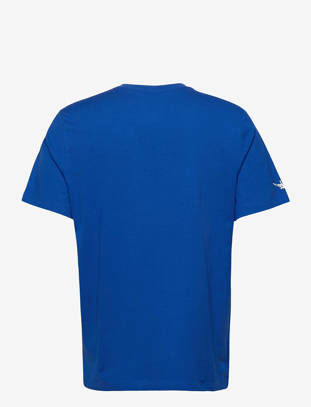 NIKE Fan Gear - Seattle Seahawks Nike Historic Tri-Blend T-Shirt - t-shirts - old royal - 1