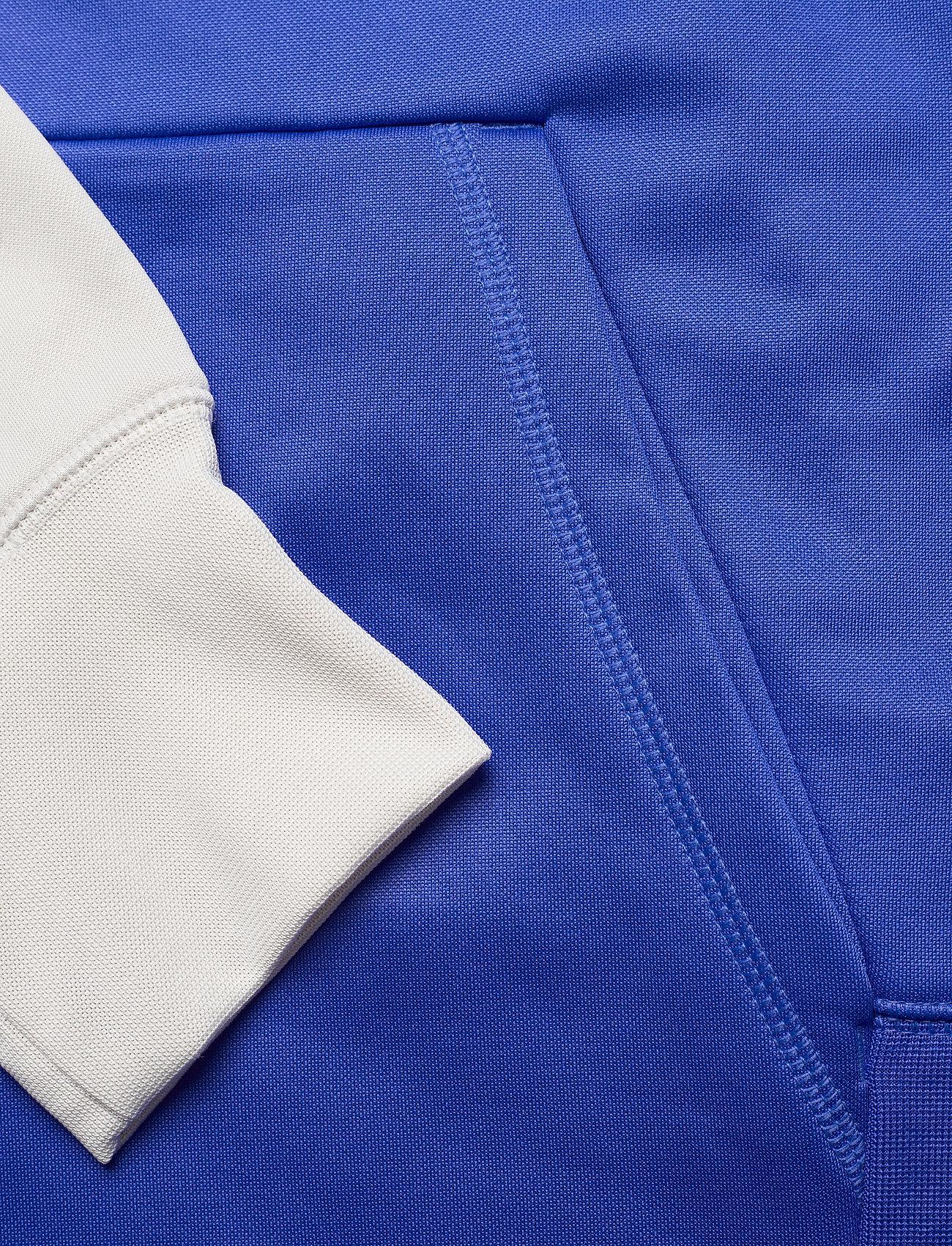 NIKE Fan Gear Los Angeles Rams Nike Left Chest Mascot Full-Zip - Sweatshirts HYPER ROYAL / LIGHT BONE - Menn Klær