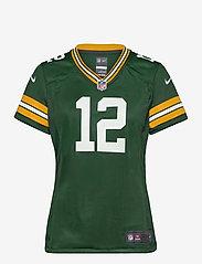 NIKE Fan Gear - Green Bay Packers Nike Game Team Colour Jersey - t-skjorter - fir - 0