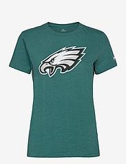 NIKE Fan Gear - Philadelphia Eagles Nike Logo T-Shirt - t-skjorter - sport teal - 0