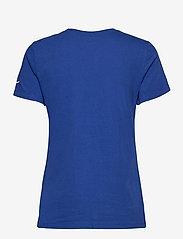 NIKE Fan Gear - New York Giants Nike Logo T-Shirt - t-shirts - rush blue - 1