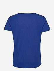 NIKE Fan Gear - LA Dodgers Nike Team Stripes Essential T-Shirt - t-shirts - rush blue - 1