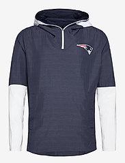 NIKE Fan Gear - New England Patriots Nike Team Logo Pregame Lightweight - veste sport - college navy / white - 0