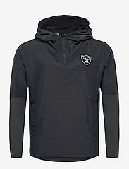 NIKE Fan Gear - Las Vegas Raiders Nike Team Logo Pregame Lightweight - anoraks - black / anthracite - 1