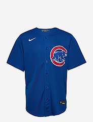 NIKE Fan Gear - Chicago Cubs Nike Official Replica Alternate Jersey - t-shirts - pro royal - 0
