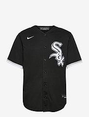 NIKE Fan Gear - Chicago White Sox Nike Official Replica Alternate Jersey - t-shirts - pro black - 0