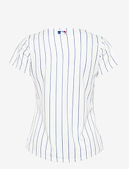 NIKE Fan Gear - Chicago Cubs Nike Official Replica Home Jersey - t-shirts - white - bright royal - 1
