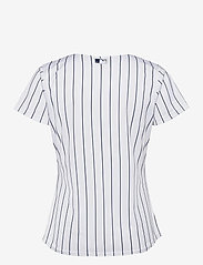 NIKE Fan Gear - New York Yankees Nike Official Replica Home Jersey - t-skjorter - white - navy winning - 1