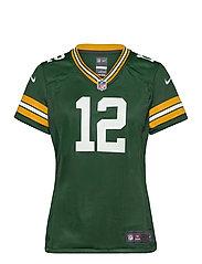 Green Bay Packers Nike Game Team Colour Jersey - FIR