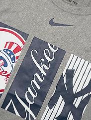 NIKE Fan Gear - New York Yankees Nike Tryptich Logo Legend T-Shirt - dark grey heather - 2