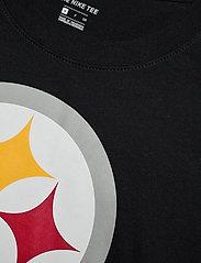 NIKE Fan Gear - Pittsburgh Steelers Nike Logo T-Shirt - t-skjorter - black - 2