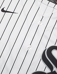 NIKE Fan Gear - Chicago White Sox Nike Official Replica Home Jersey - t-shirts - white - black - 2