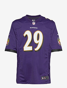 Baltimore Ravens Nike Game Team Colour Jersey - Player - urheilutopit - new orchid