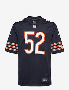 Chicago Bears Nike Game Team Colour Jersey - Player - urheilutopit - marine