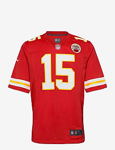 Kansas City Chiefs Nike Game Team Colour Jersey - Player - t-shirts - university red