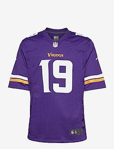 Minnesota Vikings Nike Game Team Colour Jersey - Player - urheilutopit - court purple