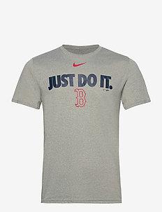 Boston Red Sox Nike Team Just Do It Legend T-Shirt - urheilutopit - dark grey heather