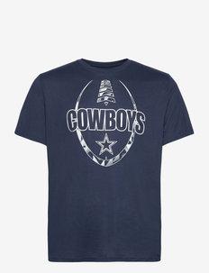 Dallas Cowboys Nike Icon Essential T-Shirt - t-shirts - college navy