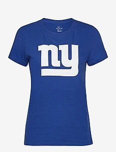New York Giants Nike Logo T-Shirt - t-shirts - rush blue
