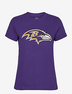 Baltimore Ravens Nike Logo T-Shirt - t-shirts - new orchid