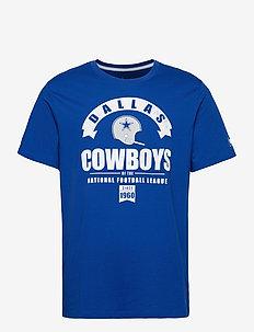 Dallas Cowboys Nike Historic Tri-Blend T-Shirt - urheilutopit - old royal