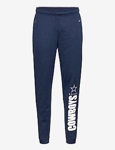 Dallas Cowboys Nike Team Lockup Therma Pant - sweatpants - college navy