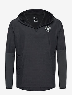 Las Vegas Raiders Nike Team Logo Pregame Lightweight - trainingsjacken - black / anthracite