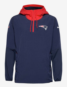 New England Patriots Nike Jacket LWT Player - anoraker - college navy-university red