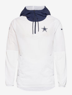 Dallas Cowboys Nike Jacket LWT Player - anoraker - white-college navy