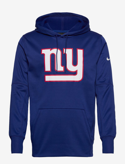 New York Giants Nike Prime Logo Therma Pullover Hoodie - pulls a capuche - rush blue