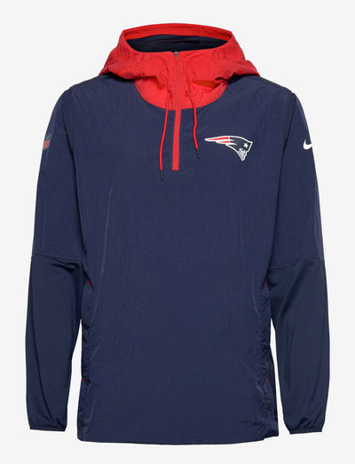New England Patriots Nike Jacket LWT Player - anoraks - college navy-university red